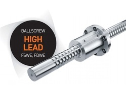 High Lead Ball Screw FSWE,FDWE
