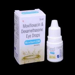 Moxifloxacin & Dexamethasone  Ophthalmic Solution