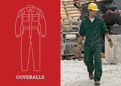 SAFETY COVERALLS AND JACKETS