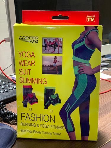 46bdd3595a685 Yoga Wear Suit Slimming, योगा वियर - Glow World, Mumbai   ID ...
