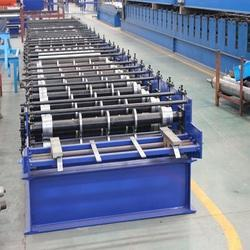 Trapezoid Roofing Roll Machine