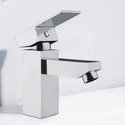 Channel Faucets Classic Steel Single Lever Basin Mixer, Kubix, Model Name/Number: KB-061