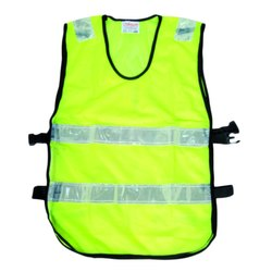 Aktion Without Sleeves AK 607 Reflective Jackets for Construction, Size: Free