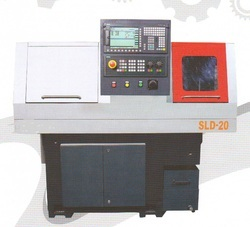 CNC Sliding Head Machine