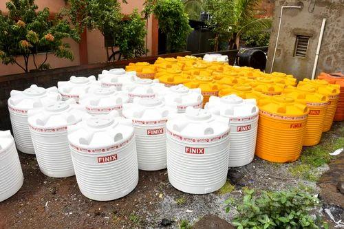Plastic Round Water Storage Tank