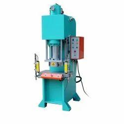 Hydraulic Press - 80 Ton Capacity