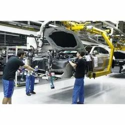 Manpower Placement Services for Automobile Industry