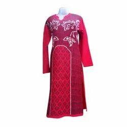 Desginer Ladies Woolen Kurti