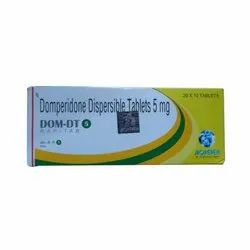 Domperidone Dispersible Tablets 10 Mg United Biotech P Limited