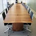 Mdf Wooden Conference Table
