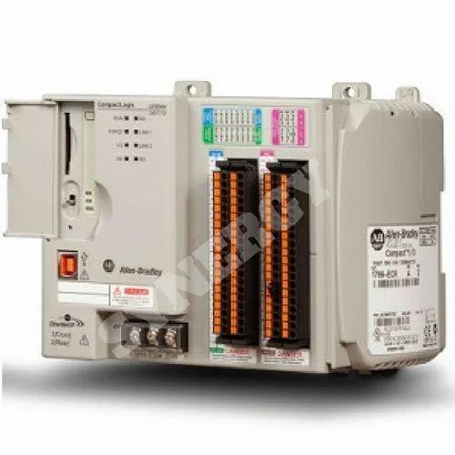 Allen Bradley Compact Logix 5370 L2 Controller ( 1769 L24er Qb1b )