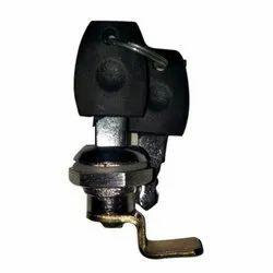 Alik Bombay cam lockDrawer Locks, Chrome, Packaging Size: 50pc