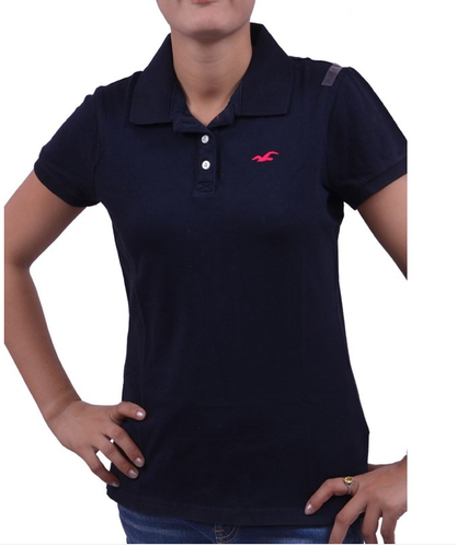 ab4a20491 Hollister Women's Polo T- Shirt at Rs 2665 /piece | Delhi | ID ...