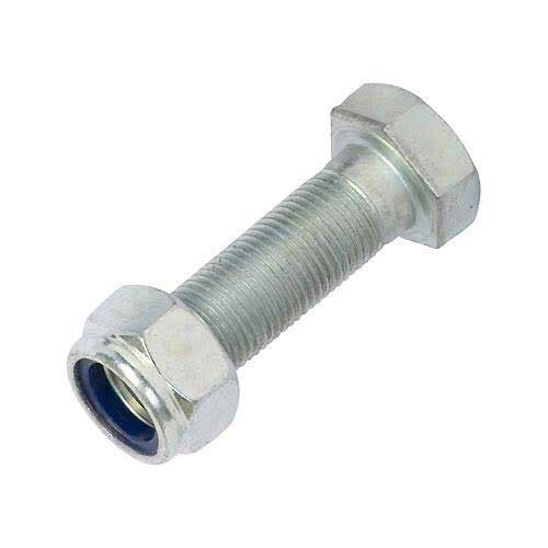 Stainless Steel Lock Nut With Bolt, Size: 10 to 15 mm