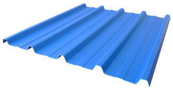 Industrial Trapezoidal Profile Roofing Sheet