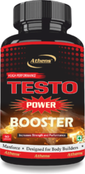 Testo Power Booster Capsules