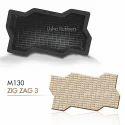 M 130 Plastic Zigzag Mould