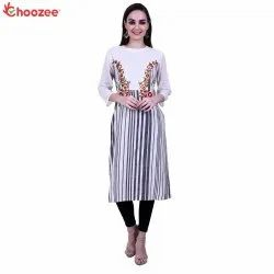 Gorgy Women Embroider Kurta