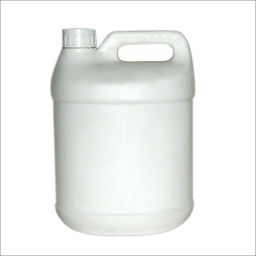White 5 L HDPE Jerry Can, For Chemical, Rs 185 /kg Unity Poly Barrels  Private Limited | ID: 14625309162
