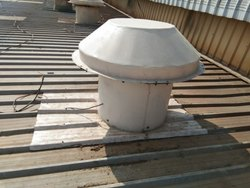 Motorized Roof Ventilator