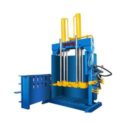 Hydraulic Paper Bundling Press