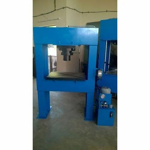 Hydraulic Jewelry Press