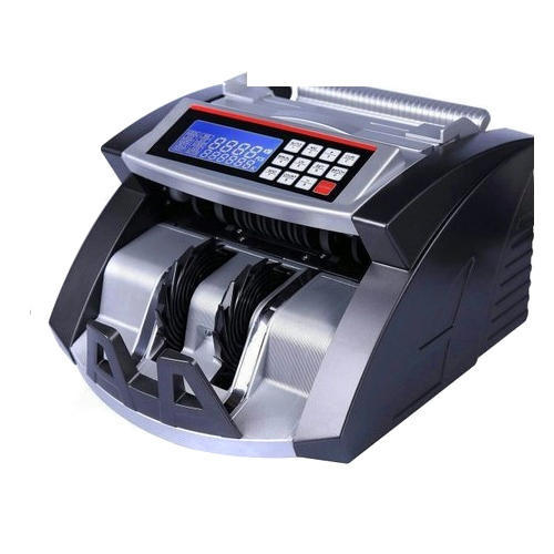 Black Amp Grey Currency Counting Machine Mg 007 Rs 8500
