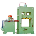 H Frame Hydraulic Press, Automation Grade: Automatic