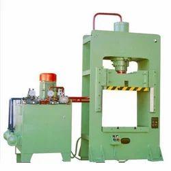 H架液压机,自动化等级:自动化