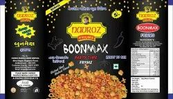 Navroz Khatta Meetha Boonmax Mixed Fried Fryums, Packaging Type: Bag, 20g
