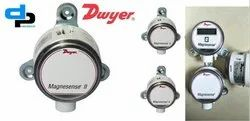 Dwyer MS -341 Magnesense Differential Pressure Transmitter