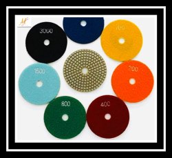 Round Shape Hook And Loop Tape ( Diamond Polishing -Velcro )