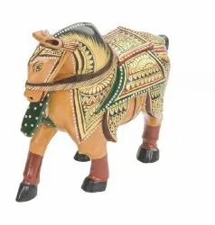 Wooden painting horse