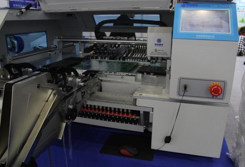 SMT Pick and Place Machine-CHMT560