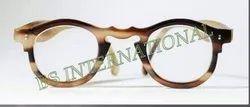 Horn Sun Eyeglass