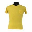 Golden Yellow Comfort T-Shirt