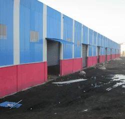 Steel Warehouse PEB Buildings