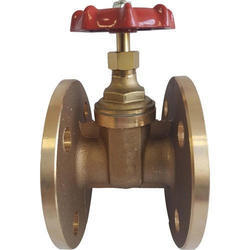 Flanged Gun Metal Gate Valve