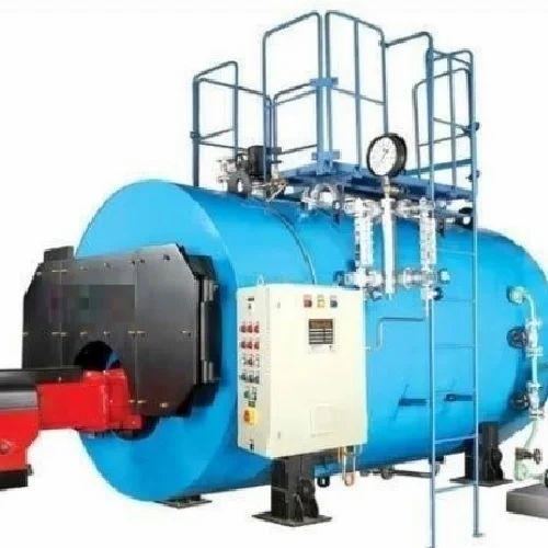 Chemical/Petroleum Semi-Automatic Boiler Water Treatment Plant, Rs ...