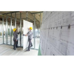 Concrete Frame Structures Commercial Projects Drywall Prefabricated School Building