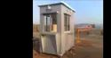 Security Cabin 8'0 X 10'0