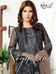 GEORGETTE Pakistani Suit