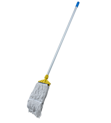 Aluminum, Cotton Wet Kentucky Mop