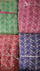 Printed Chanderi Fabric