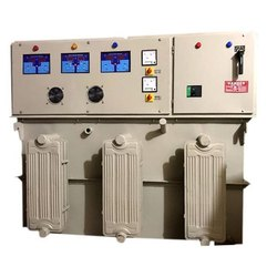 Three Phase Servo Voltage Stabilizer