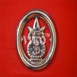 Stainless Steel Star Ring Gate Accessories
