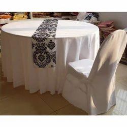 Zuukra Round Hotel Table Linen