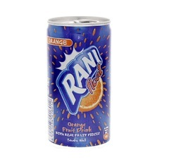 Rani Juice 180ML, Packaging: Carton