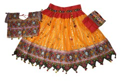 Indian Traditional Banjara Ghagra Choli