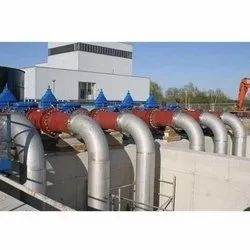 Cooling Tower Pipeline Installation Service